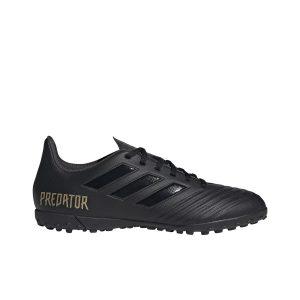 נעליים אדידס לגברים Adidas PREDATOR 19.4 TF - שחור