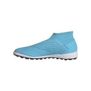 נעליים אדידס לגברים Adidas   Predator 19.3 LL TF  - תכלת