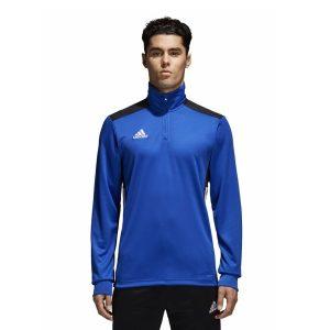 ביגוד אדידס לגברים Adidas Regista 18 TR Top - כחול