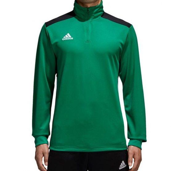 ביגוד אדידס לגברים Adidas Regista 18 TR Top - ירוק