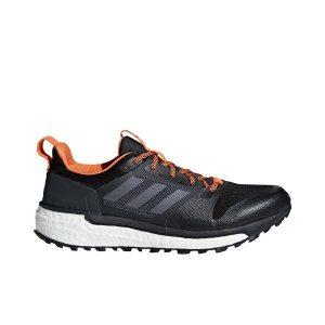 נעליים אדידס לגברים Adidas   SUPERNOVA TRAIL M - שחור