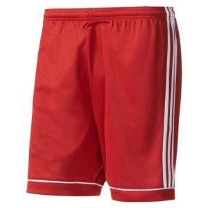 מכנס ספורט אדידס לגברים Adidas Squadra 17 - אדום