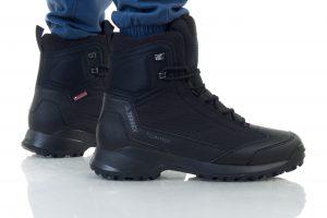נעליים אדידס לגברים Adidas TERREX FROZETRACK HIGH CW - שחור