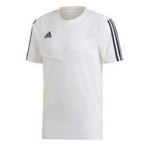חולצת אימון אדידס לגברים Adidas TIRO 19 TEE - לבן