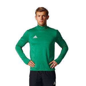 ביגוד אדידס לגברים Adidas Tiro 17 Training - ירוק