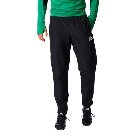 ביגוד אדידס לגברים Adidas Tiro 17 Woven - שחור
