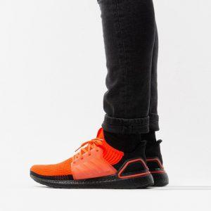 נעליים אדידס לגברים Adidas Ultraboost 19 - שחור/כתום