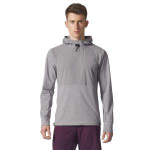 ביגוד אדידס לגברים Adidas Workout Oth - אפור