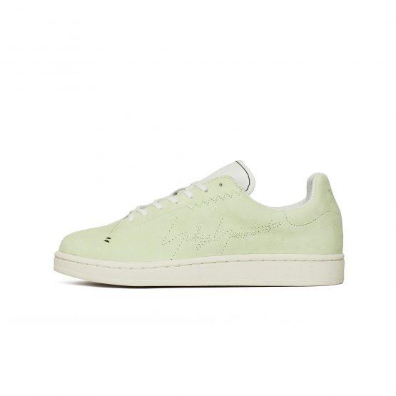 נעליים אדידס לגברים Adidas  Y-3 YOHJI COURT - ירוק בהיר