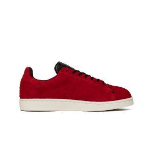 נעליים אדידס לגברים Adidas  Y-3 YOHJI COURT - אדום