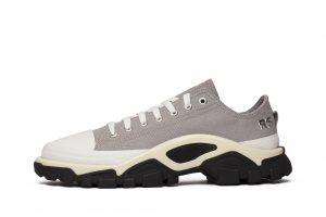 נעליים אדידס לגברים Adidas RS DETROIT RUNNER - אפור בהיר