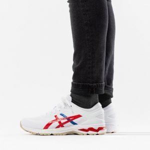 נעליים אסיקס לגברים Asics Gel-Kayano 26 - לבן/אדום