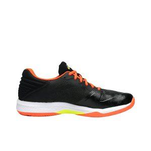 נעליים אסיקס לגברים Asics NETBURNER BALLISTIC FF - שחור/כתום