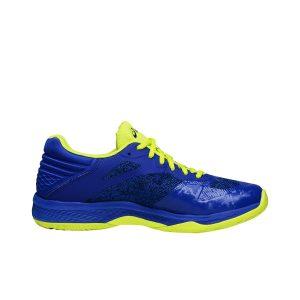 נעליים אסיקס לגברים Asics NETBURNER BALLISTIC FF - כחול/צהוב