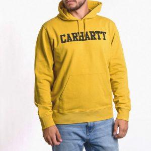 ביגוד קארהארט לגברים Carhartt WIP College - צהוב