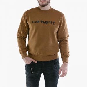 ביגוד קארהארט לגברים Carhartt WIP I025478 Brown - חום