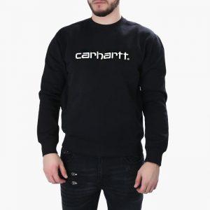 ביגוד קארהארט לגברים Carhartt WIP I027092 Black - שחור