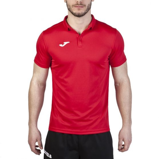 ביגוד ג'ומה לגברים Joma JNR Shirt Hobby - אדום