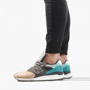 נעליים ניו באלאנס לגברים New Balance Made in USA - צבעוני