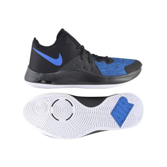 נעליים נייק לגברים Nike   Air Versitile III  - שחור/כחול