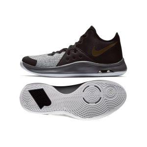 נעליים נייק לגברים Nike   Air Versitile III  - שחור/אפור