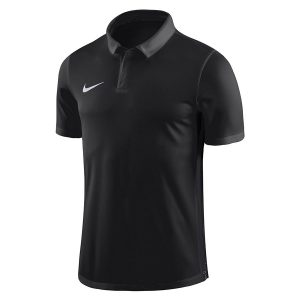 ביגוד נייק לגברים Nike Dry Academy18 Football Polo - שחור