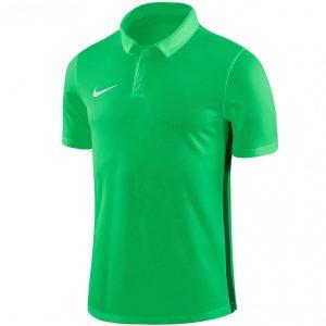 ביגוד נייק לגברים Nike Dry Academy18 Football Polo - ירוק