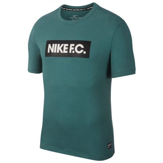 ביגוד נייק לגברים Nike F.C. Dri Fit - ירוק