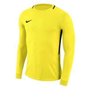 ביגוד נייק לגברים Nike NK Dry Park III JSY LS GK - צהוב