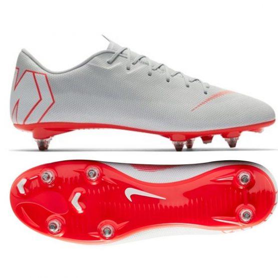 נעליים נייק לגברים Nike   Mercurial Vapor 12 Academy SG Pro  - אפור
