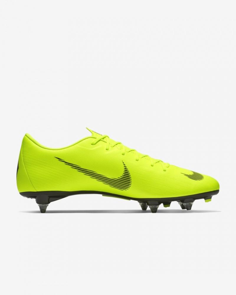 נעליים נייק לגברים Nike   Mercurial Vapor 12 Academy SG Pro  - צהוב