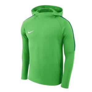 ביגוד נייק לגברים Nike NK Dry Academy 18 Hoodie - ירוק