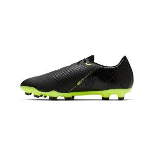 נעליים נייק לגברים Nike   Phantom Venom Academy FG  - שחור/צהוב