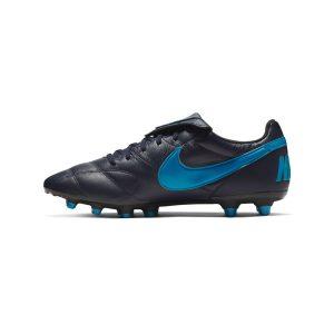 נעליים נייק לגברים Nike   The  Premier II FG  - שחור/כחול
