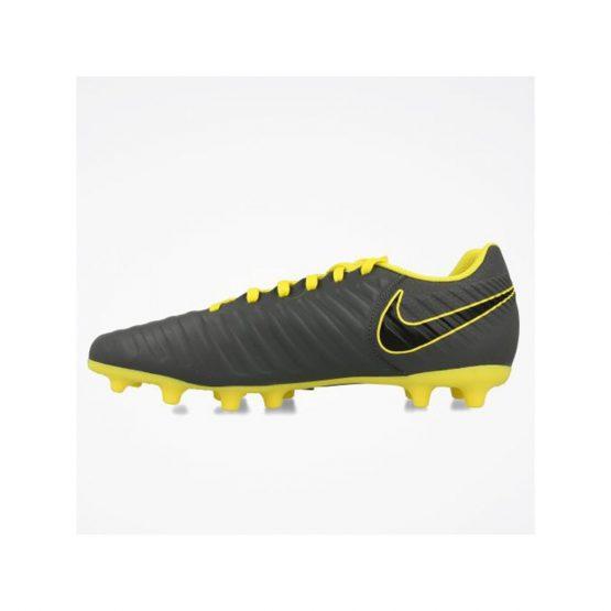 נעליים נייק לגברים Nike   Tiempo Legend 7 Club FG  - אפור/צהוב