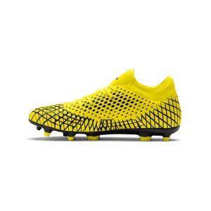 נעליים פומה לגברים PUMA   Future 4.4 FG AG  - צהוב