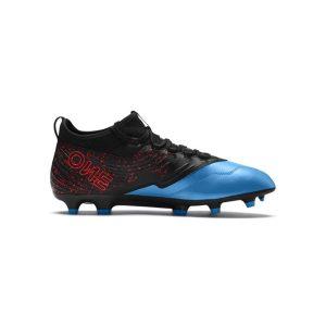 נעליים פומה לגברים PUMA   ONE 19.3 FG AG  - צבעוני כהה