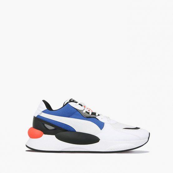 נעלי סניקרס פומה לגברים PUMA RS 9.8 Fresh - לבן/ כחול