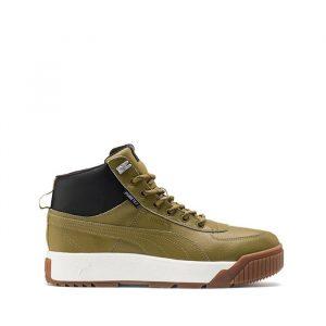 נעלי סניקרס פומה לגברים PUMA Tarrenz SB Puretex - ירוק