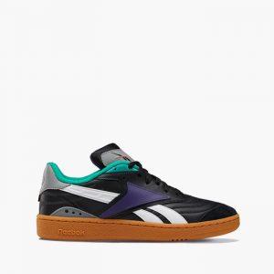נעליים ריבוק לגברים Reebok Club C RC 1.0 - שחור