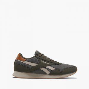 נעליים ריבוק לגברים Reebok Royal Classic Jogger 3 - אפור