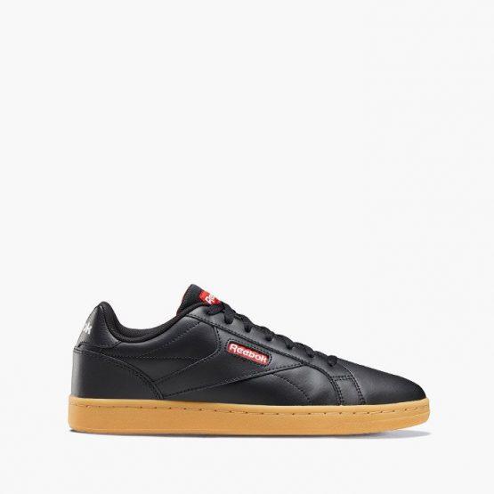 נעלי סניקרס ריבוק לגברים Reebok ROYAL COMPLETE CLN - שחור/אדום