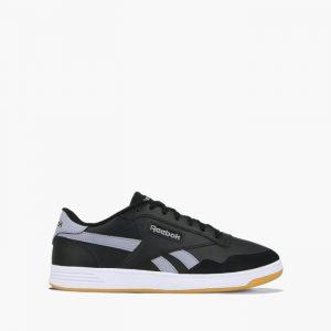 נעלי סניקרס ריבוק לגברים Reebok ROYAL TECHQUE T - שחור/אפור