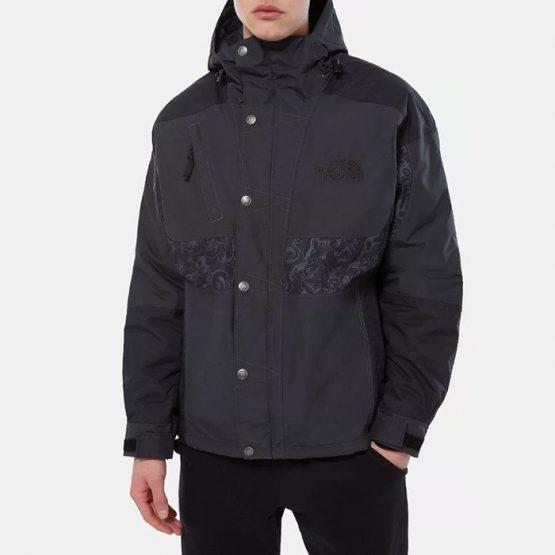 ביגוד דה נורת פיס לגברים The North Face 94 Rage Jacket - כחול