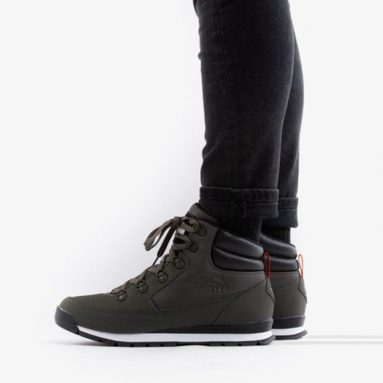 נעליים דה נורת פיס לגברים The North Face B-TO-B Redx Mesh - ירוק
