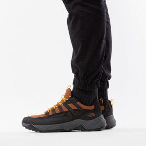 נעליים דה נורת פיס לגברים The North Face Trail Escape Crest - שחור/חום