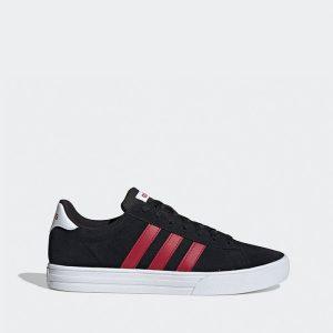 נעליים אדידס לגברים Adidas DAILY 2.0 - שחור/אדום