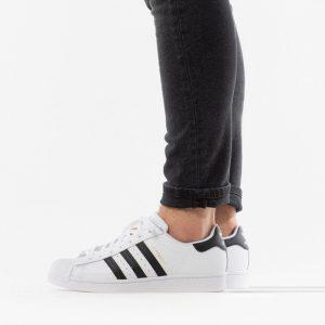 נעלי סניקרס אדידס לגברים Adidas Originals Superstar 2.0 - לבן