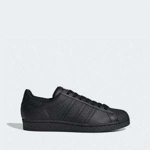 נעליים Adidas Originals לגברים Adidas Originals Superstar - שחור