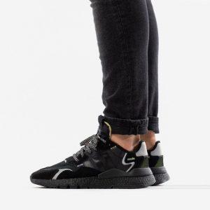 נעליים Adidas Originals לגברים Adidas Originals x 3M Nite Jogger - שחור